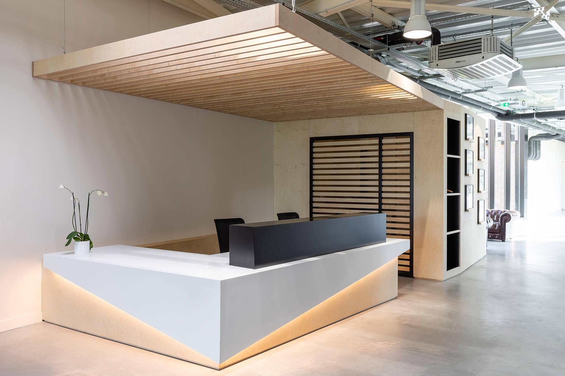 mobiliario escritorio moderno eben