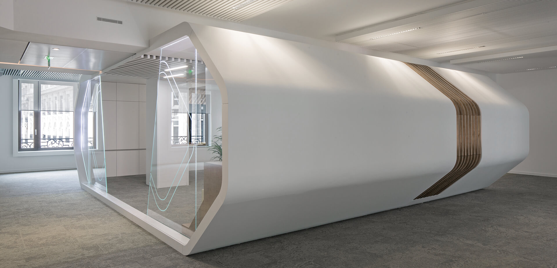Espaço imobiliario - projeto de arquitetura
